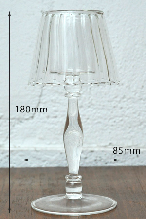 Junkrustic colors m glass shade candle holder m mozeypictures Gallery