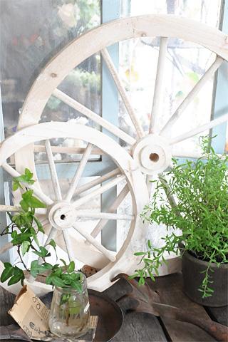 Garden Wheel Brown S