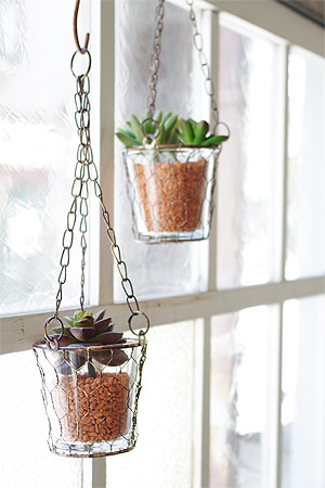 Hanging Wire  GlassBase