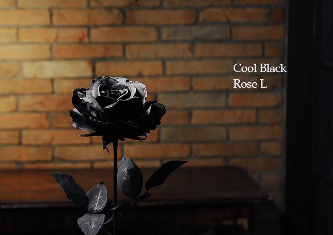 クールブラック ローズL