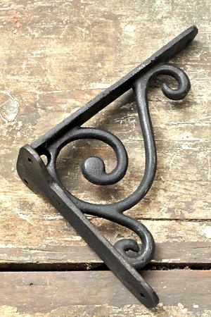 Iron Shelf Arm