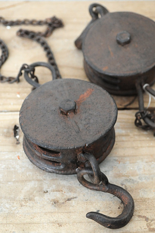TOOLS Chain Hook Round
