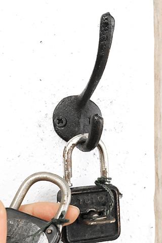 Iron Style Hook