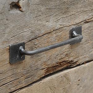 Iron Handle Square L