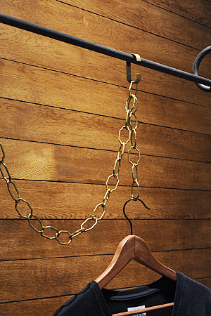 Plain Iron C-Hook S