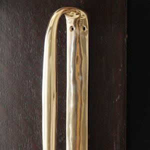 Brass Doorhandle LOOP