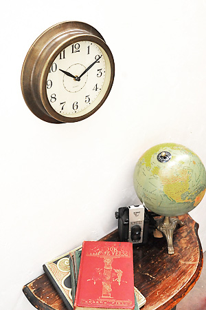 Brastty Wall Clock