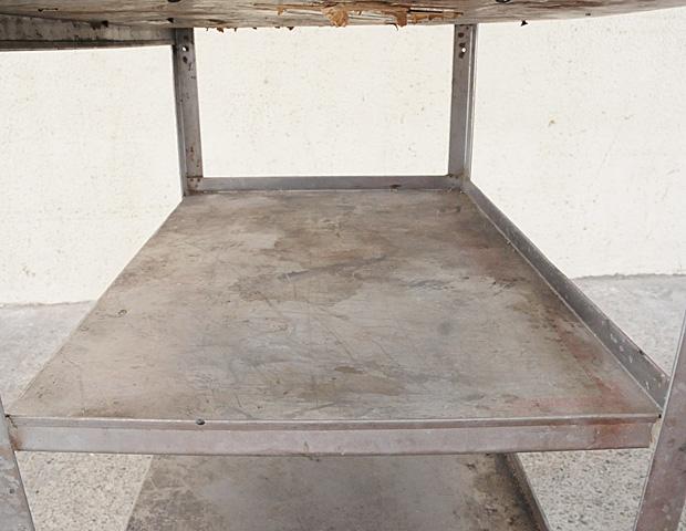 棚板2段目
