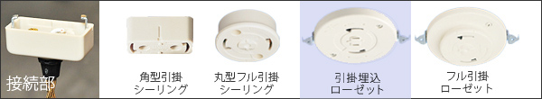 対応の配線器具