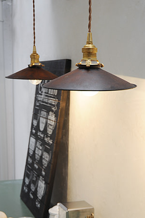 Pendant Light SABI Plate