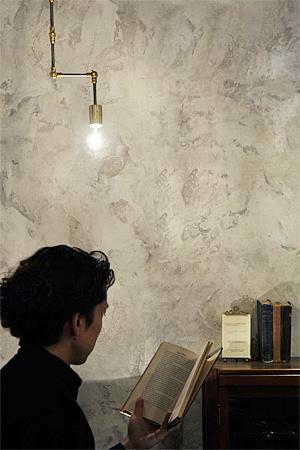 Brass Ceiling Light ZIGZAG