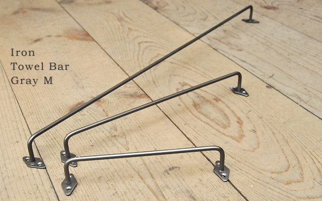 Iron Towel Holder M