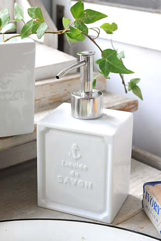 Francais Soap Dispenser
