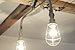インダストリアル ケージランプ 2灯