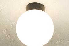 エクステリア照明 シーリング