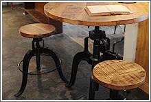 テーブル&スツール5PSet