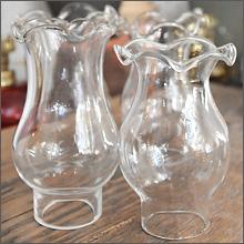 ガラス製品の形の違い